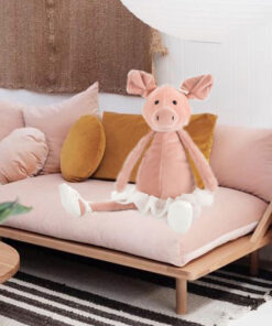 doudou cochon Plush!paris