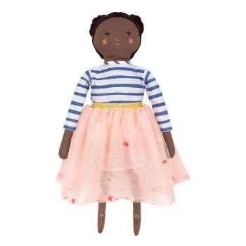 Ruby fabric doll