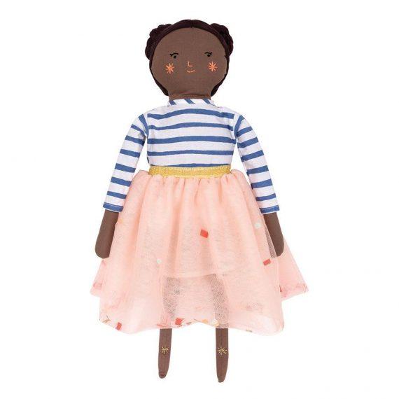 Ruby fabric doll